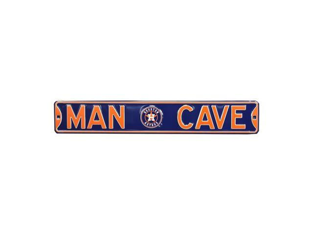 Man Cave Road Signs : Authentic street signs houston astros man cave