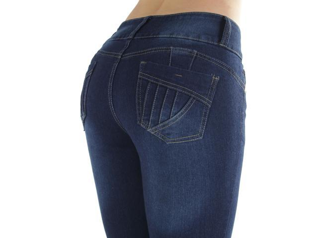 CG8-8G209(S) -Butt Lifting, Levanta Cola, Mid Waist Skinny Jeans
