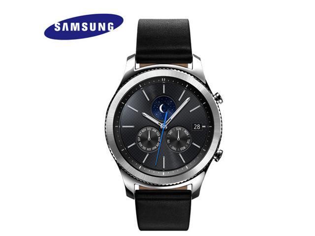 SAMSUNG GALAXY GEAR S3 CLASSIC SM-R770 Smart Watch Wi-Fi Bluetooth