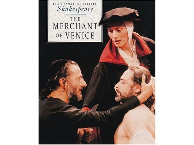 The Merchant of Venice (Oxford School Shakespeare)