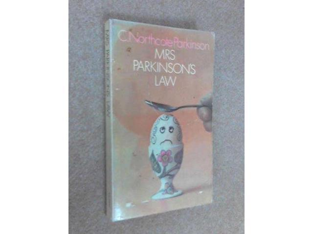 Mrs. Parkinson's Law