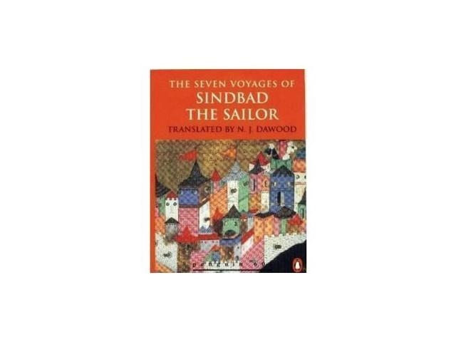 Sinbad the Sailor: Seven Voyages of Sinbad the Sailor (Penguin 60s)
