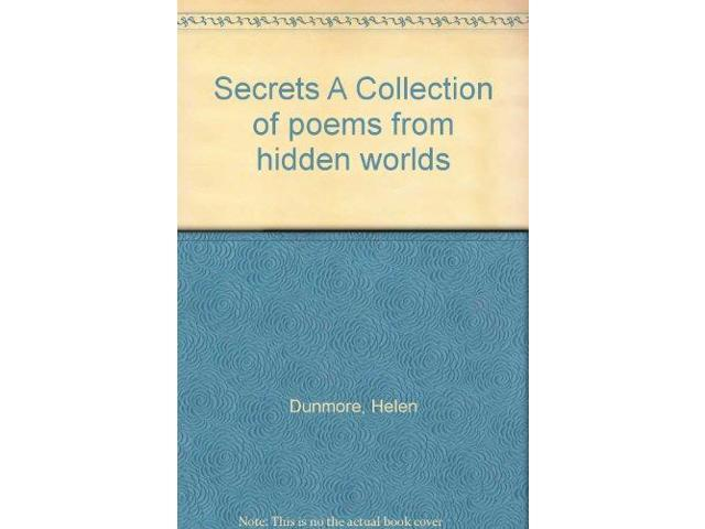Secrets: A Collection of Poems from Hidden Worlds