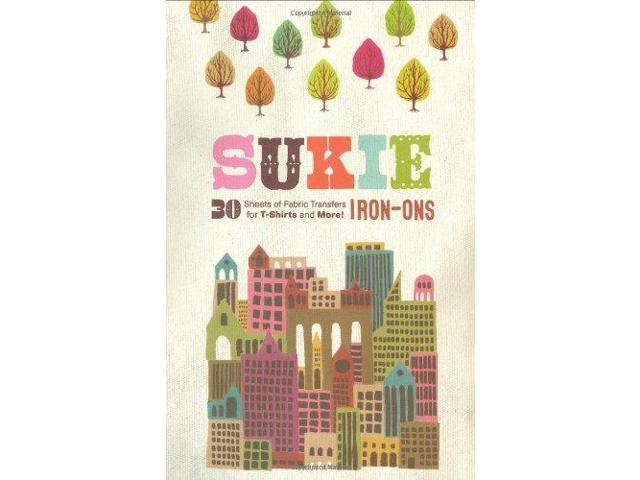 Sukie Iron-on Craft Pad (Sukie) (Sukie)
