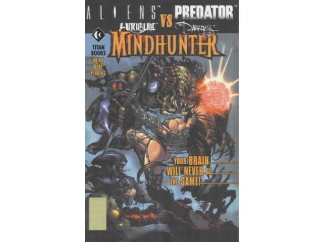 Aliens versus Predator: Witchblade versus the Darkness: Mindhunter