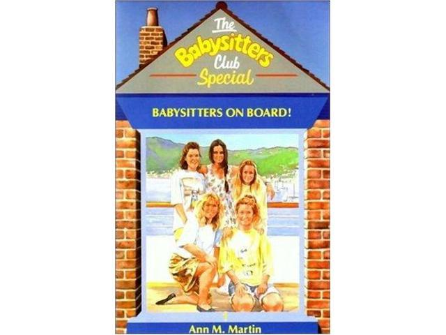Babysitters on Board (Babysitters Club Specials)