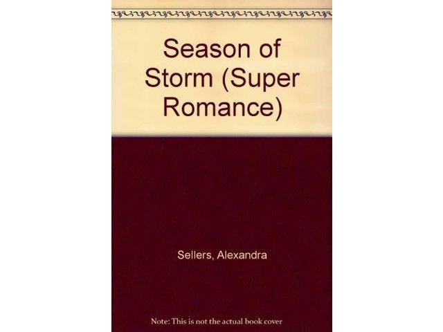 Season of Storm (Mills & Boon Super Romance)