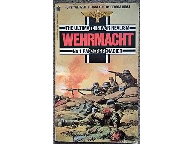 Panzergrenadier (Wehrmacht series)