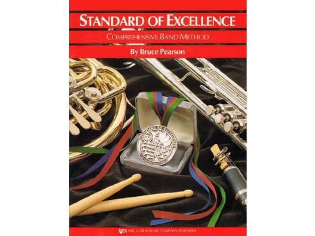Standard of Excellence: Comprehensive Band Method Book 1 (E Flat Alto Saxophone)