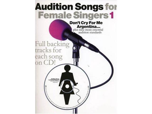 Audition Songs for Female Singers: 1