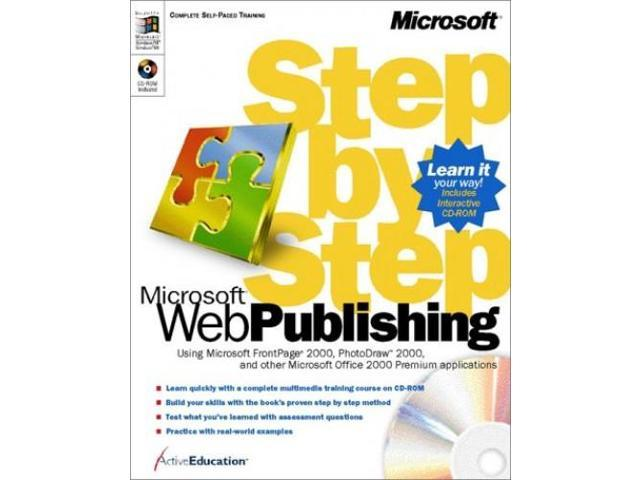 Web Publishing Step by Step (EU-Step by Step)