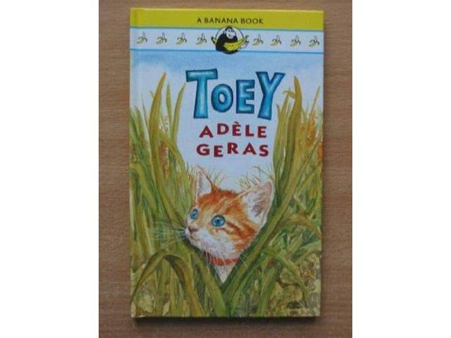 Toey (Banana Books)