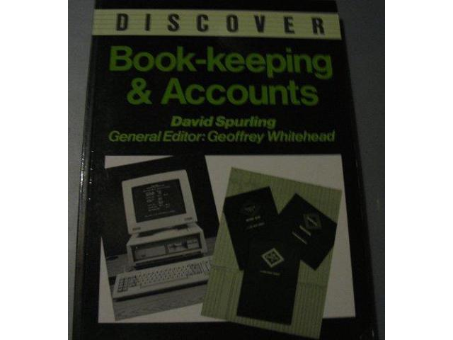 Discover Bookkeeping and Accounts