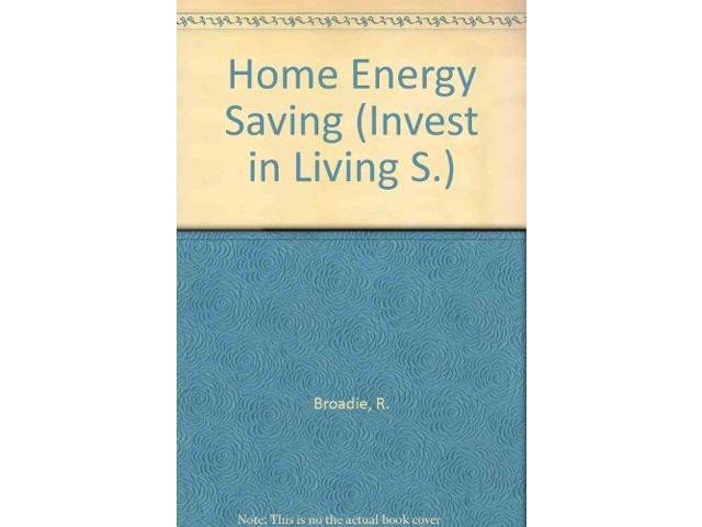Home Energy Saving (Invest in Living S.)