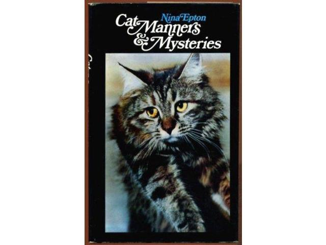 Cat Manners and Mysteries