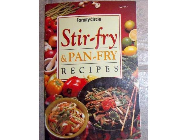 Stir Fry and Pan Fry Recipes (Mini cookbook series)