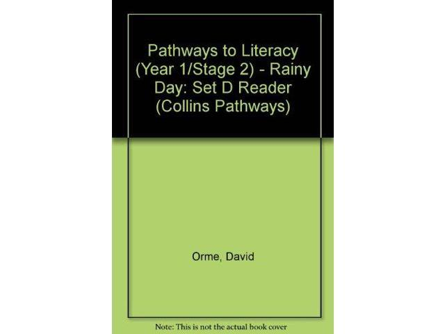 Pathways to Literacy (Year 1/Stage 2) - Rainy Day: Set D Reader (Collins Pathways)