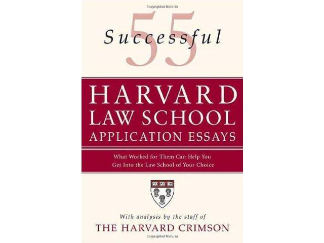 50 best harvard essays