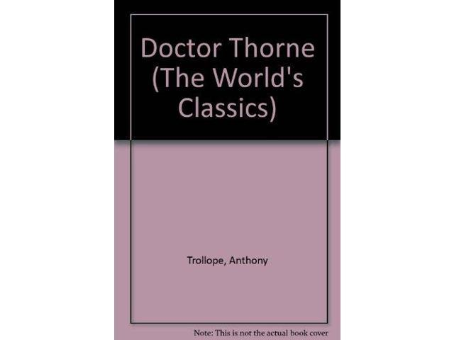 Doctor Thorne (The World's Classics)