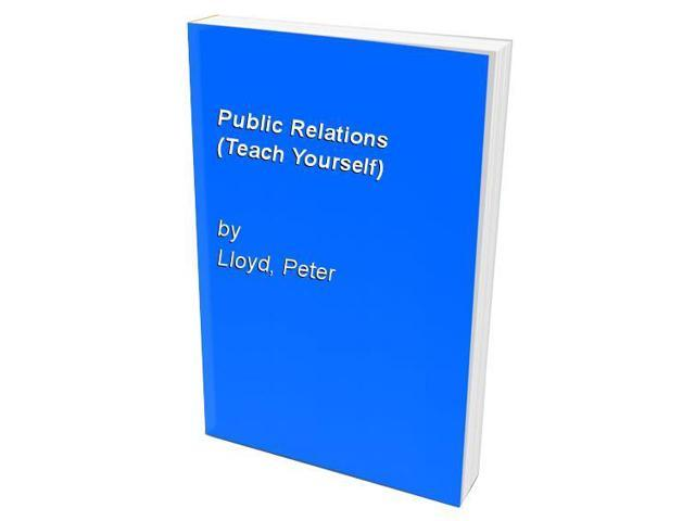 Public Relations (Teach Yourself)
