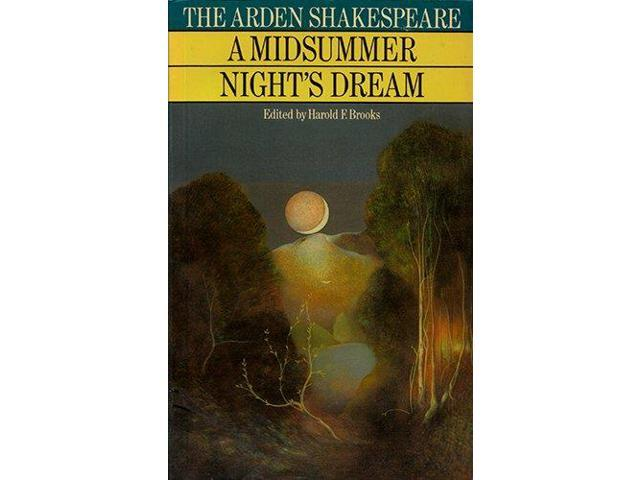 A Midsummer Night's Dream (Arden Shakespeare)