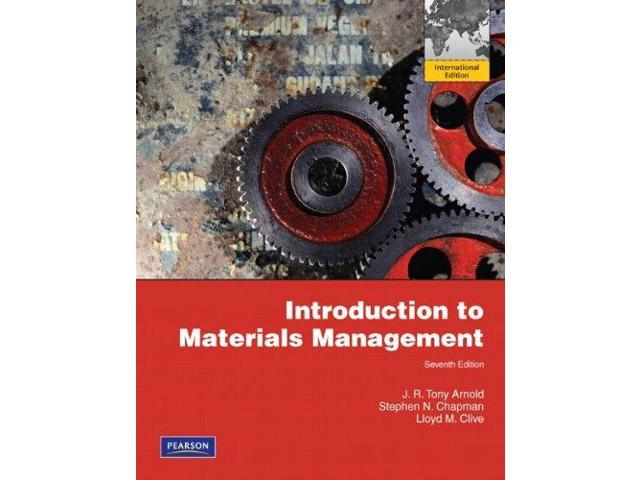 introduction to materials management