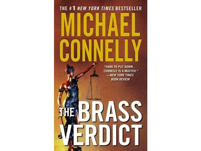 Title: The Brass Verdict A Novel
