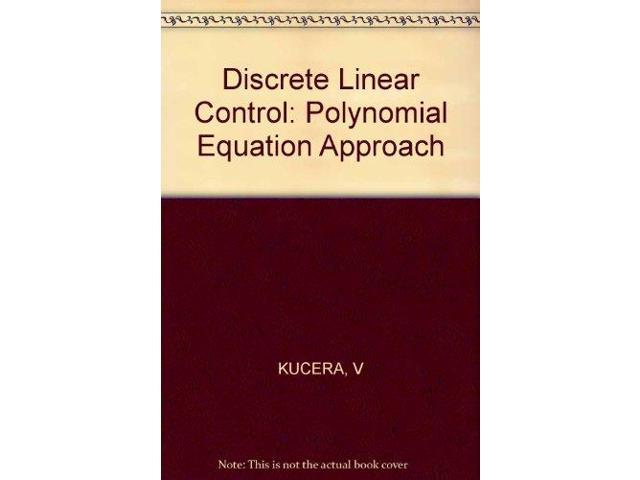 Discrete Linear Control: Polynomial Equation Approach
