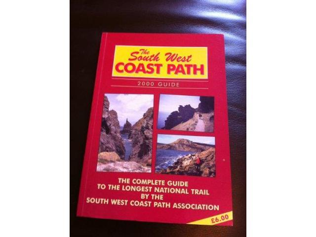 The South West Coast Path 2000
