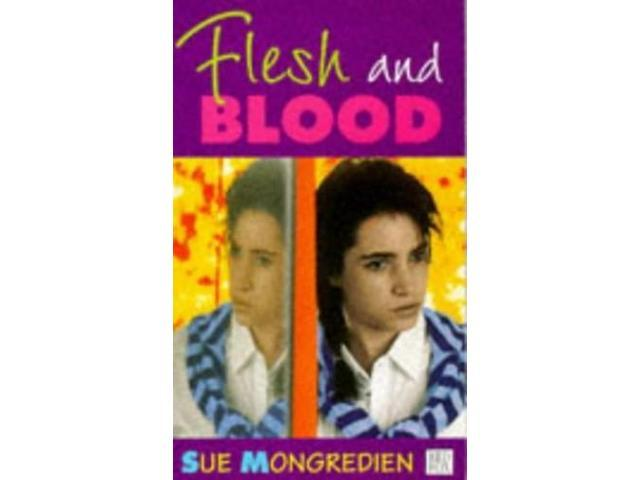 Flesh and Blood (Red Fox young adult books)