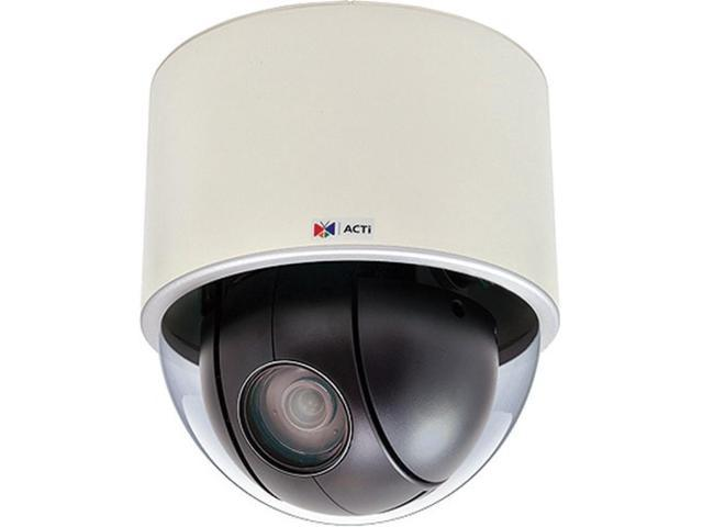 ACTi I91 1 Mp Extreme WDR Day  Night HPoE Indoor PTZ Dome IP Camera