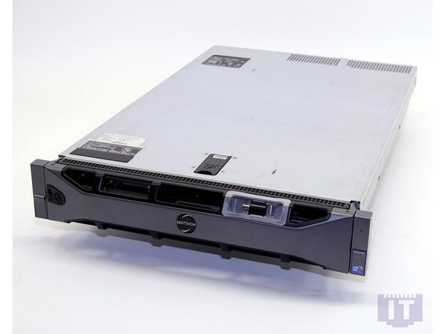 Dell PowerEdge R710 Server 6 Bay / Dual Xeon E5540 QC 2.53GHz / 64GB / RPS / H700 Controller / Rails / Bezel / Power Cords