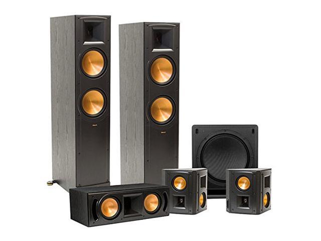 klipsch reference mk ii 5 1 system exclusive deal 2 x rf 82 ii tower speakers 1 x rc 62 ii b. Black Bedroom Furniture Sets. Home Design Ideas