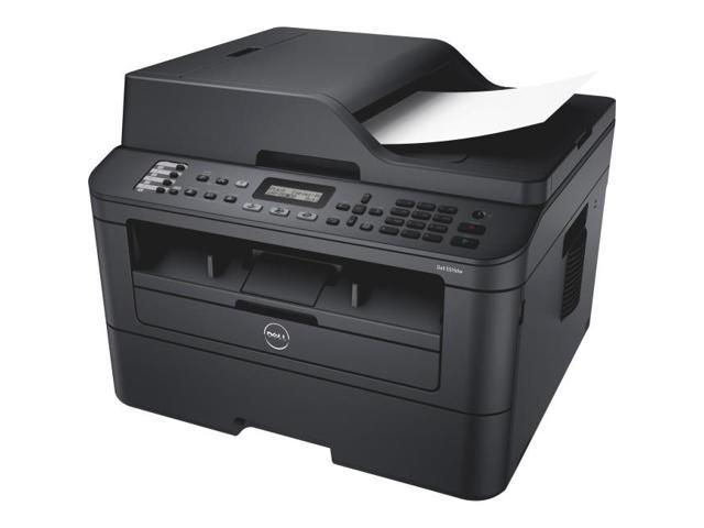 DELL E515DW Duplex 600 DPI x 600 DPI Wireless/USB Mono Laser MFP Printer