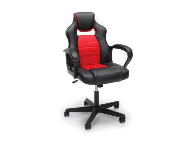 Essentials By Ofm Racing Style Gaming Chair Newegg Com