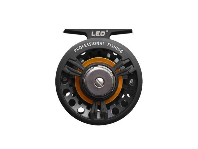 3BB Ball Bearing Full Metal Fly Fish Reel Former Rafting Fish Reel Ice Fishing Wheel Left/Right Interchangeable