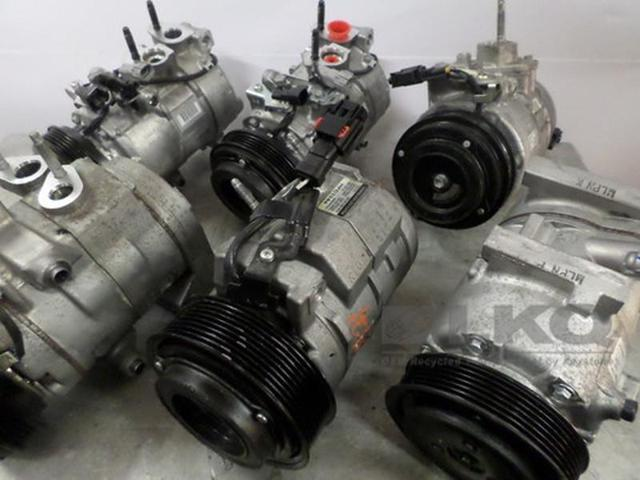 2013 Traverse Air Conditioning A/C AC Compressor OEM 34K Miles (LKQ~134031697)