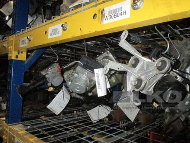 09 10 2009-2010 Mini Cooper ABS Anti Lock Brake Unit 53K OEM