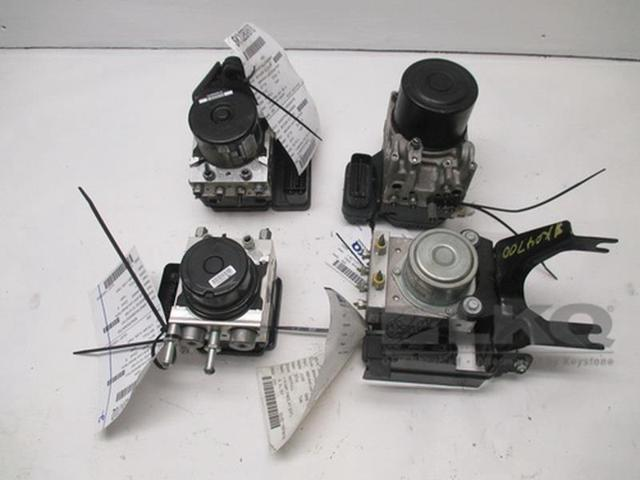 2013 Sentra ABS Anti Lock Brake Actuator Pump OEM 23K Miles (LKQ~110341815)
