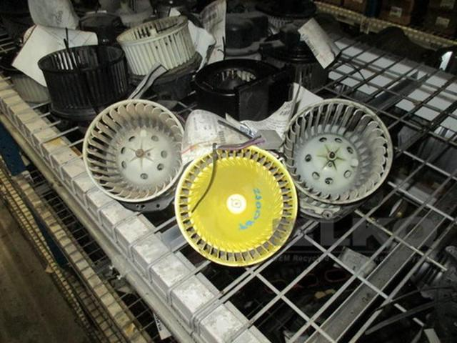 2012-2015 Honda Civic AC Heater Blower Motor 32K OEM LKQ