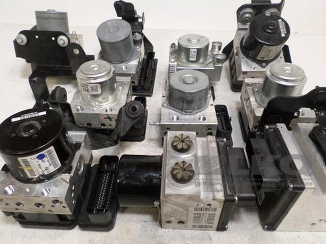 2006 Acura MDX ABS Anti Lock Brake Actuator Pump Assembly 136k OEM