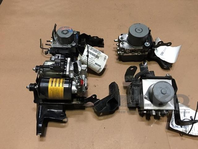 08 2008 Infiniti G37 Anti Lock Brake Unit ABS Pump Assembly 78K OEM LKQ