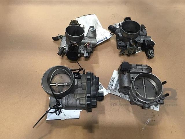 02-03 ford explorer throttle body assembly 4.0l 179k oem lkq