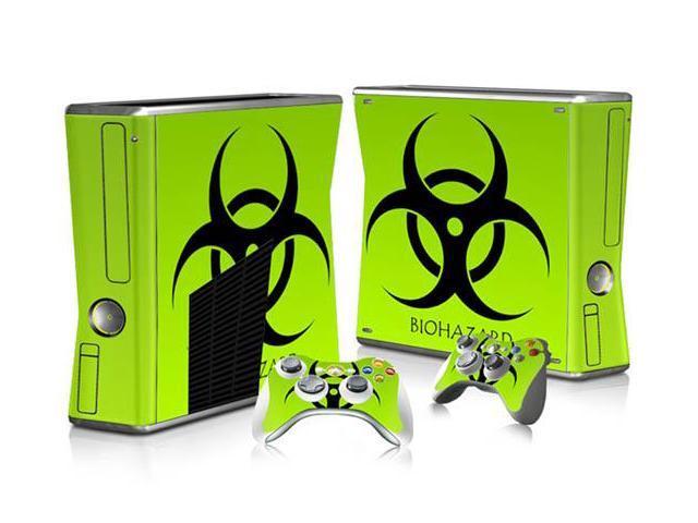 Xbox 360 slim skin sticker