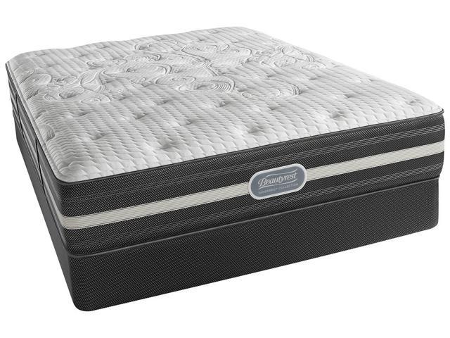 simmons beautyrest recharge plush. Simmons Beautyrest Recharge World Class Keaton Plush Mattress - Queen S