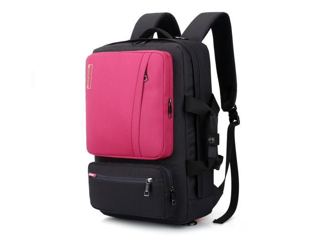 SOCKO 17 Inch Laptop Backpack with Side Handle and Shoulder Strap ...