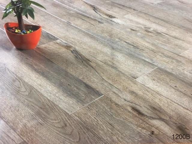 Laminate Flooring 12mm Thick Part - 19: 12mm Thick AC3, CARB2, V-Groove, Click Laminate Flooring Country Collection  -