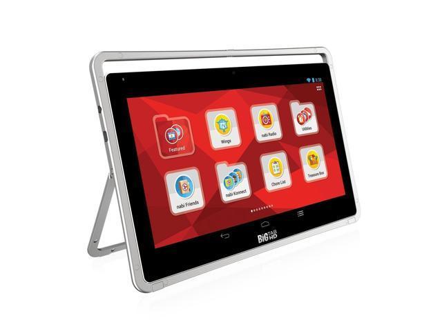 "Nabi Large Screen Big Tab 20"" Android Tablet PC Computer, 16GB, 2 GB RAMNabi Large Screen Big Tab 20"" Android Tablet PC Computer, 16GB, 2 GB RAM - Newegg.comNabi Large Screen Big Tab 20"" Android Tablet PC Computer, 16GB, 2 GB RAM - Newegg.com - 웹"