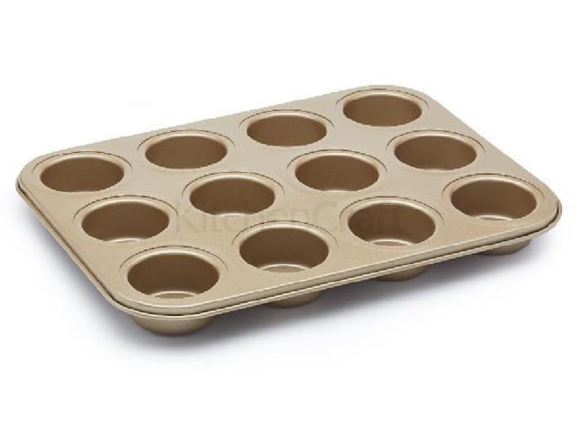 Paul Hollywood Non-Stick Twelve Hole Deep Baking Tin