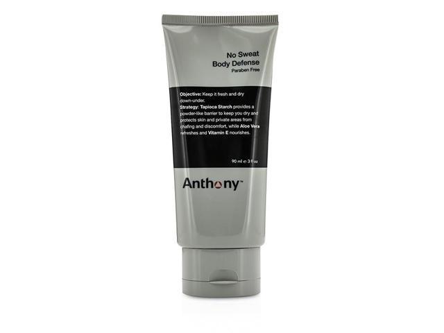 Anthony - Logistics For Men No Sweat Body Defense 90ml/3oz